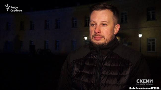 Народний депутат України Андрій Білецький