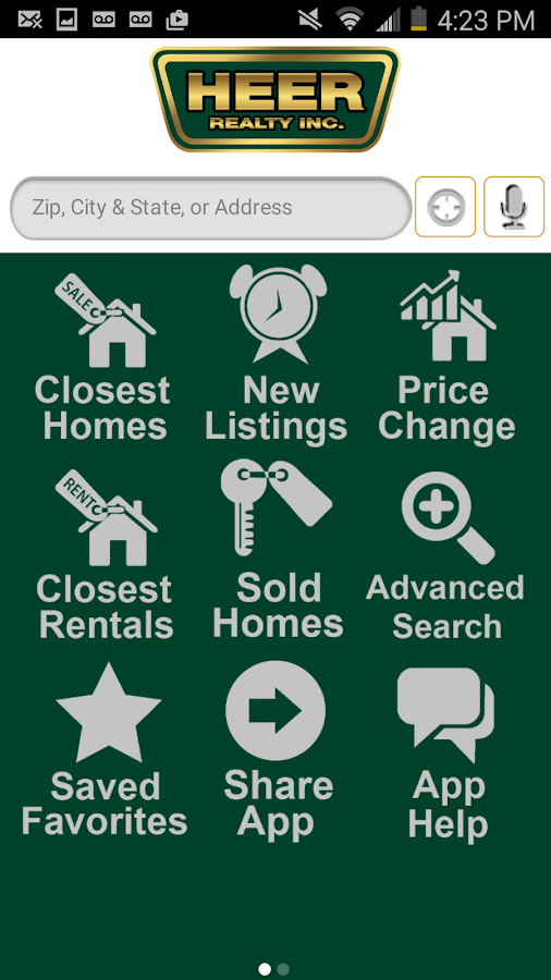 Heer Realty- screenshot