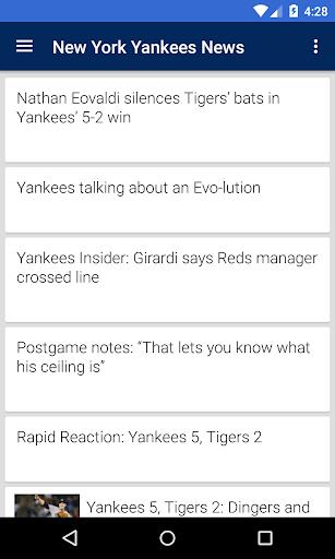 BIG NYY Baseball ニュース