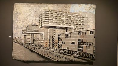 Photo: CityLeaks 2015; Ausstellung Galerie 30Works; Thomas Baumgärtel aka BANANENSPRAYER, Krankenhäuser