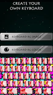 Sweet Love Keyboards - náhled