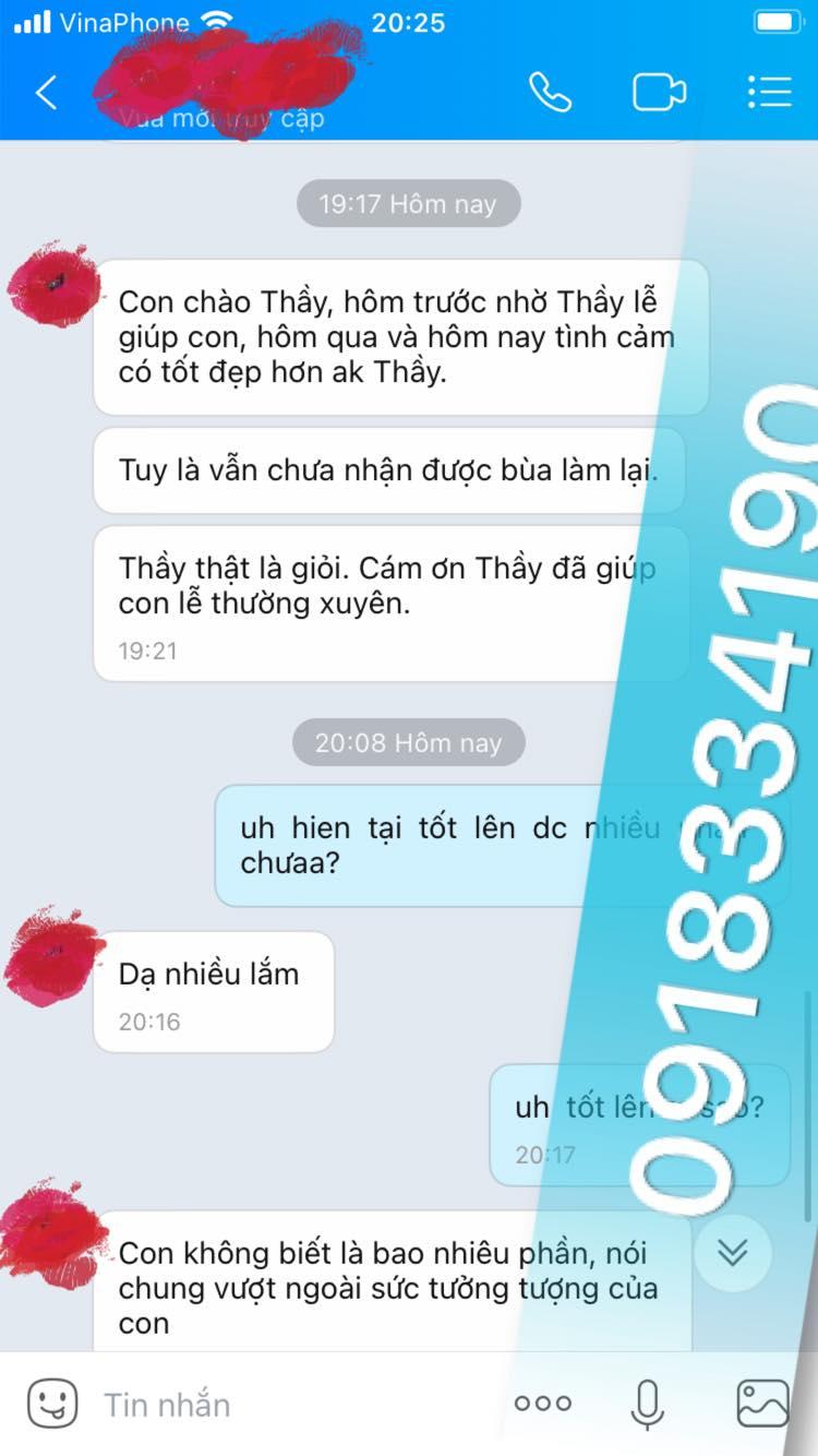 thầy bùa yêu ở Thái nguyên
