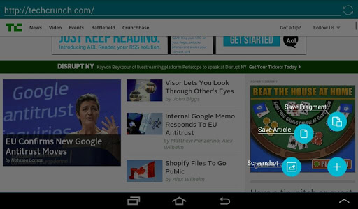 Nimbus Clipper - Clip and Scan 8.3 screenshots 8