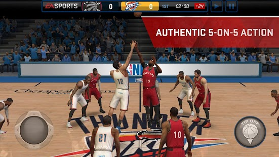 NBA LIVE Mobile 1.0.8 APK
