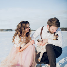 Wedding photographer Aleksandr Cherepok (sa12356ba). Photo of 26.02.2017