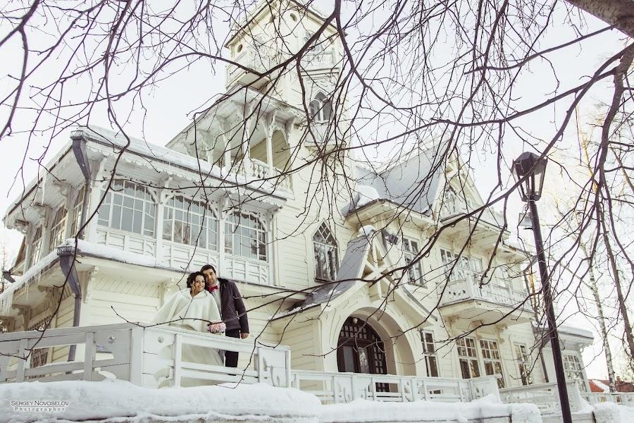 婚禮攝影師Sergey Novoselov(skill)。23.03.2016的照片