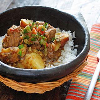 Carne Guisada (Latin Beef Stew).