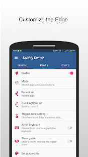 Swiftly switch - Pro- miniatura screenshot