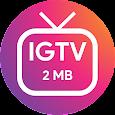 IGTV Lite- Downlod