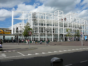 Photo: Leiden Central Station
