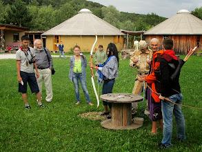 "Photo: ""KHOMUS & MAULTROMMEL"" TOUR THROUGH AUSTRIA, August 14th - 17th 2014: Bernhard Mikuskovics, Bernhard Hanreich & Friends from Yakutia, DAY 1 (Yurt Concert, Lower Austria)"