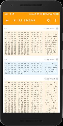 HttpCanary u2014 HTTP Sniffer/Capture/Analysis 3.3.5 screenshots 3