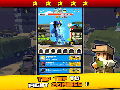 Tap Zombies - Hero Idle Titans- screenshot thumbnail