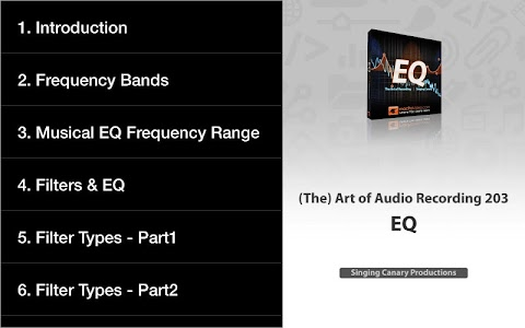 Download Audio EQ Course APK latest version app for android devices