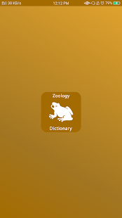 Zoology Dictionary - náhled