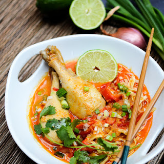 Thai Coconut Curry Noodles Recipes