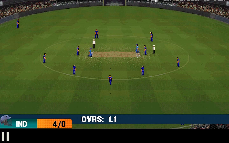 India vs Sri Lanka 2012 - screenshot