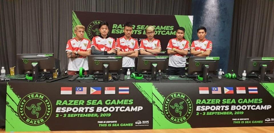 Atlet Dota 2 Esports Indonesia
