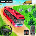 Coach Bus Simulator Games: Bus Driving Games 2021 icon