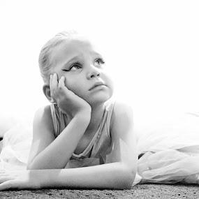 Miss Ballerina by Greera Smyth - Babies & Children Child Portraits