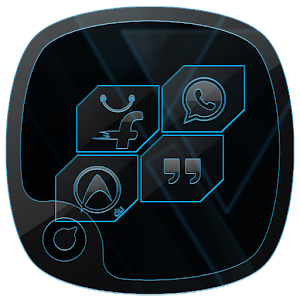 Glass Tech - Solo Theme Icon