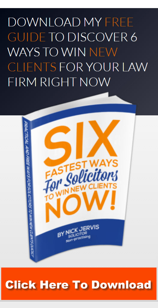 The Law Firm Growth Formula Book