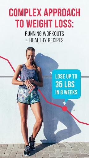 Weight Loss Running by Verv screenshot