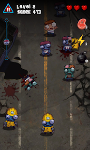 Zombie Smasher- screenshot thumbnail
