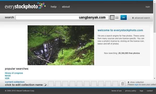 penyedia gambar gratis every stock photo untuk keperluan blogging