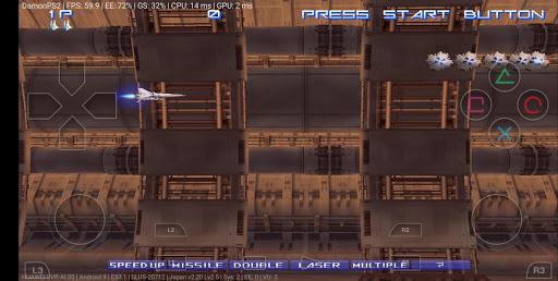 DamonPS2 Pro - PS2 Emulator - PSP PPSSPP PS2 Emu  screenshots 5