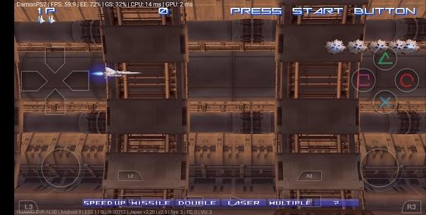 DamonPS2 Pro – PS2 Emulator – PSP PPSSPP PS2 Emu (MOD, Paid) v3.2 5