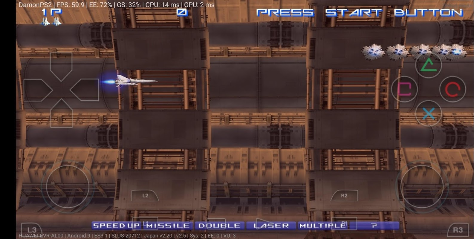 DamonPS2 PRO (PS2 Emulator) (PPSSPP's Best Combos) APK latest version 2 5 1  - Free Action Games for Android