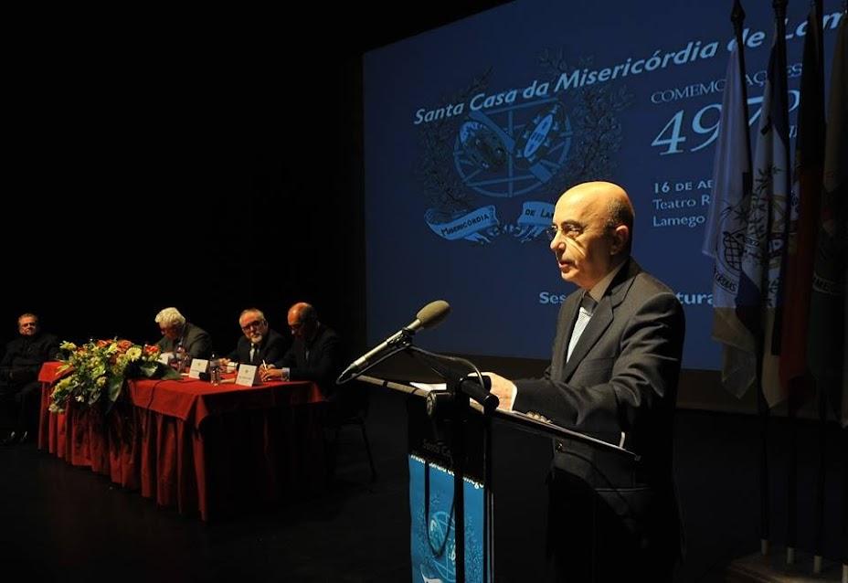 Seminário sobre futuro do terceiro setor assinala aniversário da Misericórdia de Lamego
