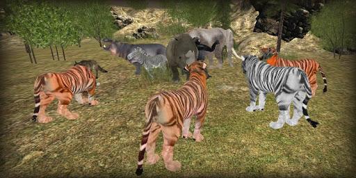 Real Tiger Simulator 2016
