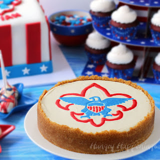 Eagle Scout Cheesecake Recipe