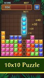 Block Puzzle – Jewels World 10