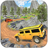 Offroad Jeep Driving Simulator 2018 - Uphill Climb Android APK Download Free By U Technology Game Studio