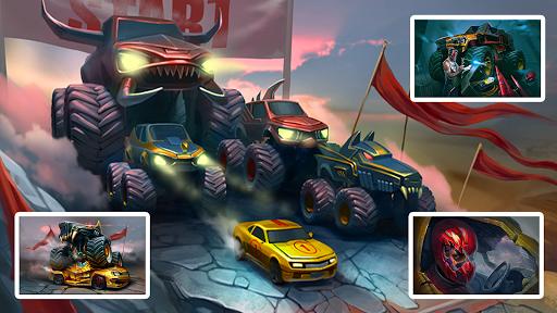 Mad Truck Challenge - Shooting Fun Race apkdebit screenshots 14