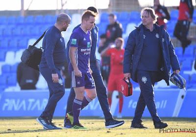 Adrien Trebel est sorti blessé du match contre Heidenheim
