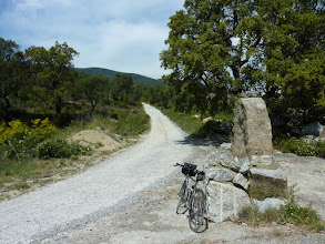 Photo: Le col de Pinassars