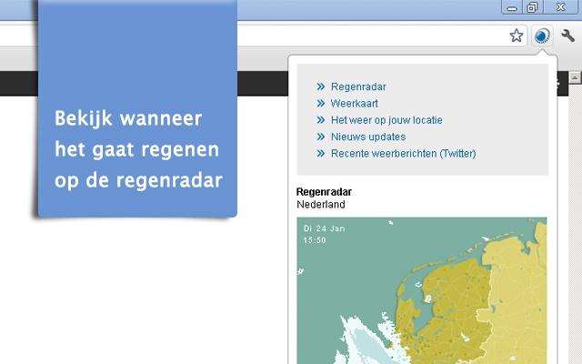 Weeronline actueel Nederland