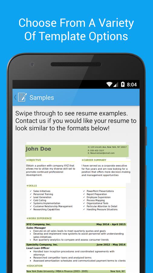 resume builder pro apk free download resume builder pro resume
