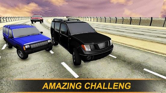 Real Suv 4x4 Jeep Race Stunts Driving Tracks 2k17 - náhled