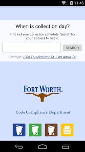 Fort Worth Garbage & Recycling- screenshot thumbnail