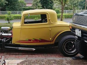 モデルB  1932年式 デュースクーペのカスタム事例画像 コウイチロー@KamikazeSpeedRodさんの2019年07月13日10:33の投稿