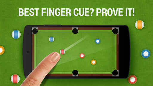 Pool King Finger
