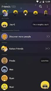 Jay-G - KakaoTalk Theme - náhled