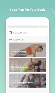 Keep Yoga – Yoga & Meditation, Yoga Daily Fitness App Download For Android and iPhone 5