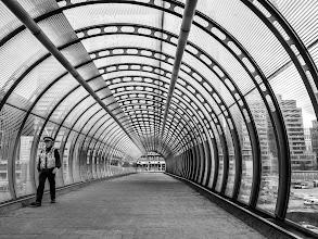 Photo: London #5 - Poplar DLR station