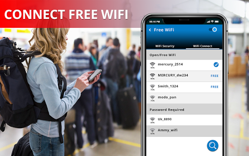 Wifi Password Recovery & Internet Speed Test screenshot 5